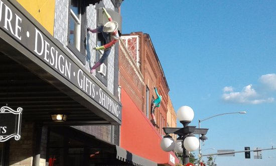 The Kalispell Grand Hotel : Located in the heart of Historic Kalispell
