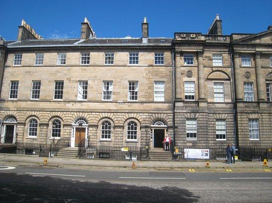 Charlotte Square: Georgian House
