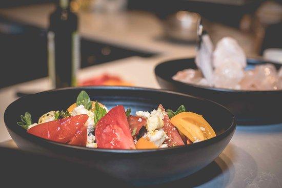 Brossard, Canada: Salade de tomates