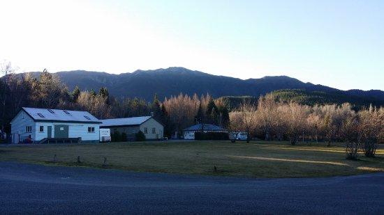 Hanmer Springs, Nueva Zelanda: Mountains
