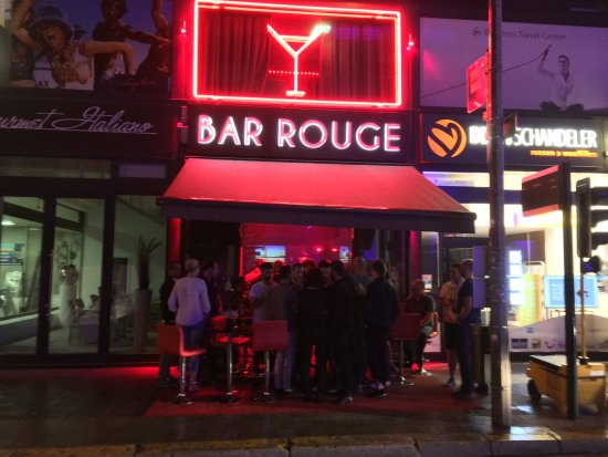 Bar Rouge Luxembourg