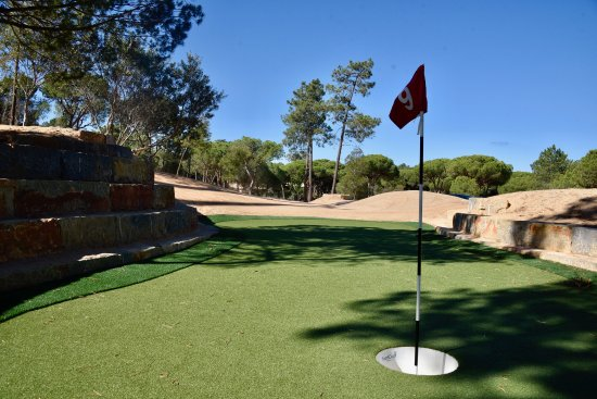 Almancil, Portugal: Hole #9