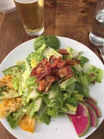 Kent, WA: Caesar salad