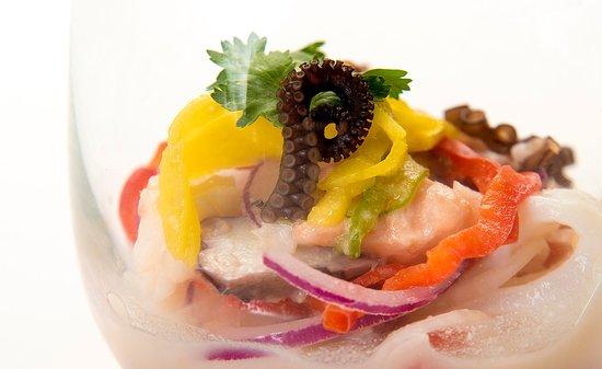 Fusione Restaurante: mix de sabores