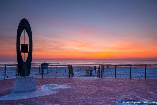 New Smyrna Beach Sunrise At Flagler