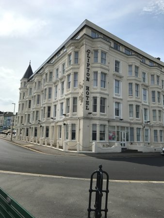 The Clifton Hotel - Scarborough : great building