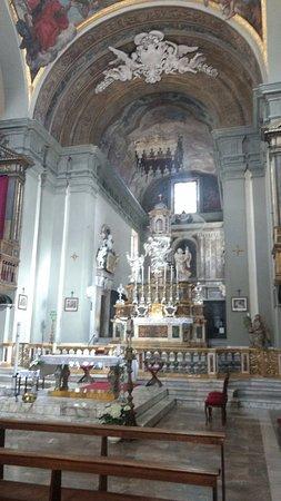 Siena, Włochy: Altar.