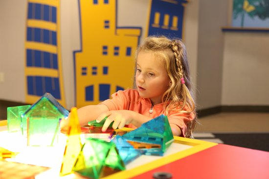 Fleet Science Center : Kid City