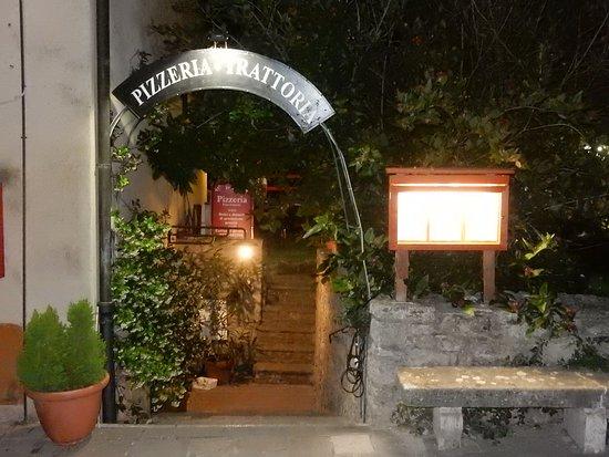 Ristorante la parata bagno vignoni restaurantbeoordelingen tripadvisor - La parata bagno vignoni ...