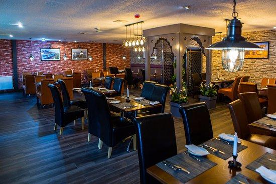 Handi Indian Restaurant Glenrothes