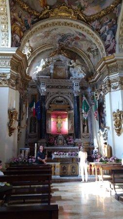 Chiesa del Santuario di Santa Caterina