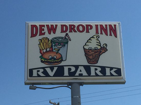 Absarokee, MT: Dew Drop Inn