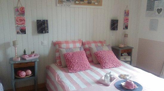 Grangues, Fransa: chambre macaron