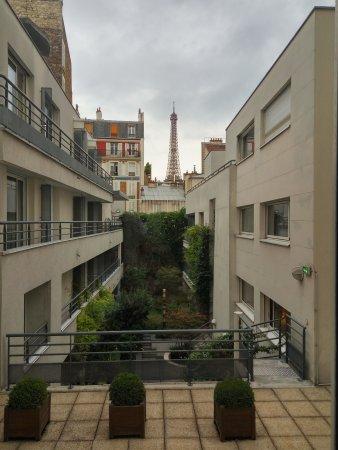 Room 409 Photo De Hotel Jardins D Eiffel Paris Tripadvisor