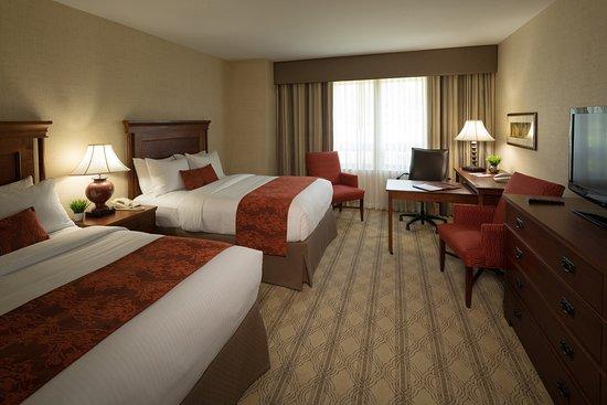 Blacksburg, Wirginia: Double Guest Room