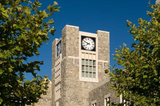 Blacksburg, VA: Clock Tower