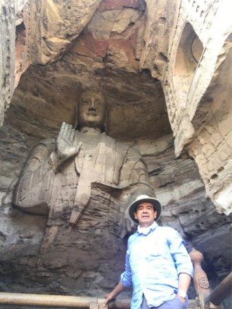 Datong, China: Yungang Grottoes