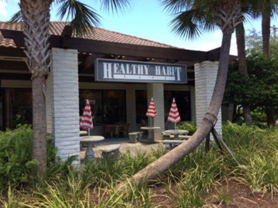 Healthy Habit Cafe West Palm Beach Fl