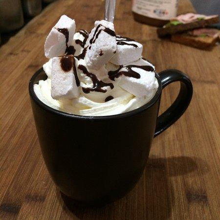 Kingston, NY: Homemade Hot Cocoa with