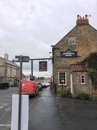 Kings Head Hotel Kirkbymoorside Reviews