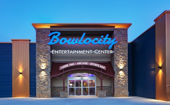 Bowlocity Entertainment Center