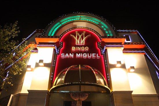 Bingo San Miguel