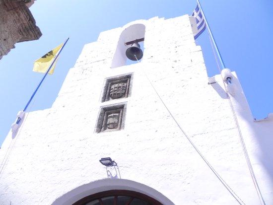 The Church of the Panagia : Panagia