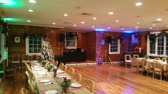 Foster, RI: Christmas party for Company in Johnston, RI