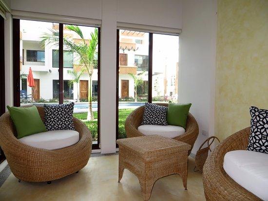 Todos Santos, Mexico: Very comfortable suites