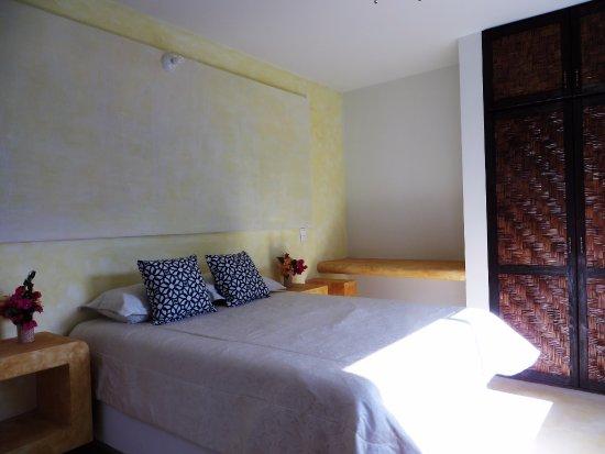 Todos Santos, Mexico: Bedroom