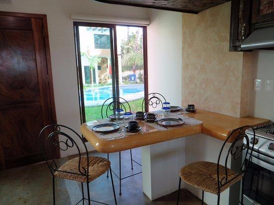 تودوس سانتوس, المكسيك: Kitchen