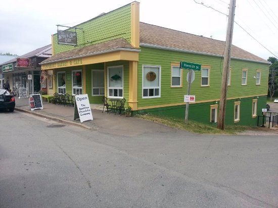 Tatamagouche, Canada: Located inside the Tipperary Bakery & Cafe