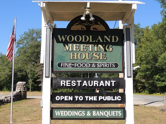 Foster, RI: Welcome to the Woodland Meeting House