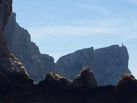 The Andrea Jensen Boat Trip: Near Capo Caccia