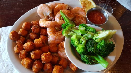 All you can eat Shrimp night... - Picture of Timothy\'s of Newark ...