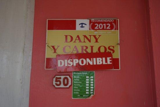 """Foto de """"Casa colonial Dany y Carlos """""""