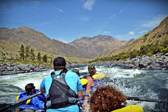 Oxbow, OR: 1 Day White Water Rafting with Jet Boat Return - Hells Canyon