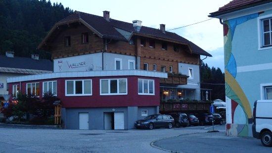 """Arnoldstein, Austria: Gasthof-Restaurant """"Wallners-Genusswelt"""""""