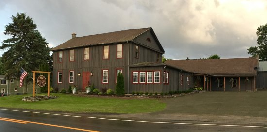 Otis, MA: This is the new and improved Knox Trail Inn!