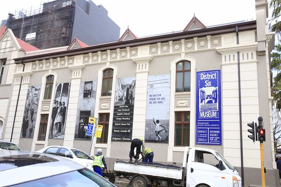 Cape Town Central, South Africa: DISTRICT SIX MUSEUM EXTERIOR