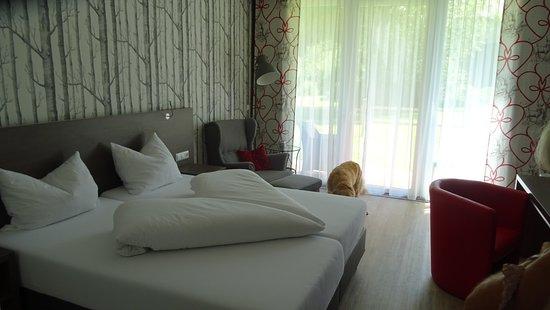 Arnoldstein, Austria: Schlafzimmer