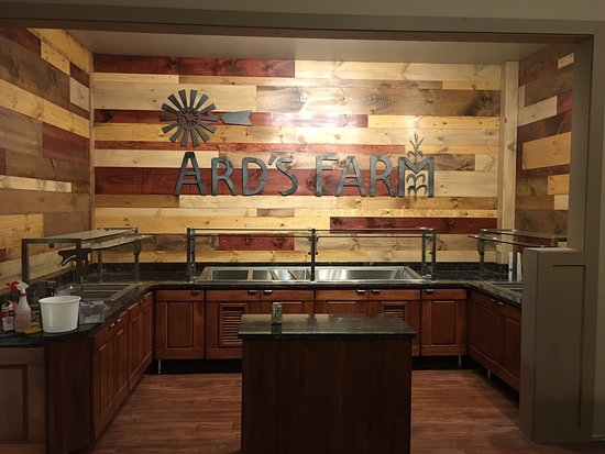 Lewisburg, Pensylwania: Ards Farm Restaurant