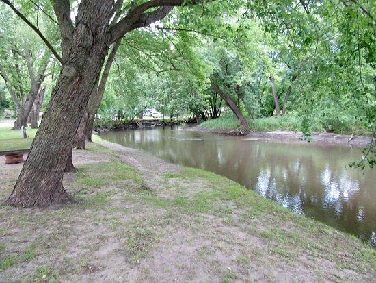 Owatonna, Minnesota: River