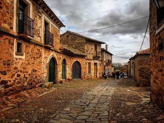 Casco Historico de Castrillo de Los Polvazares