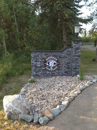 Принс-Джордж, Канада: Front entrance