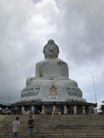 Chalong, Tailandia: El Gran Buda