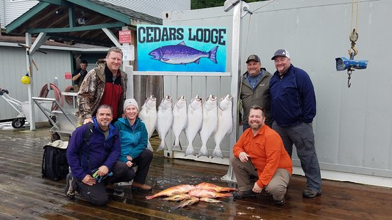 Bella Misty Fishing Charters: A GOOD day of fishing!