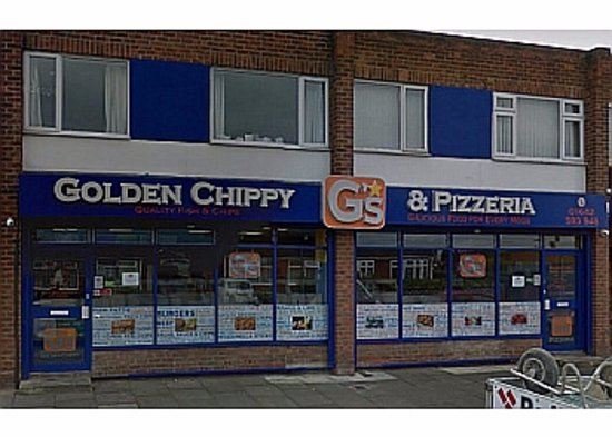 G S Golden Chippy And Pizzeria Middlesbrough Restaurant Reviews