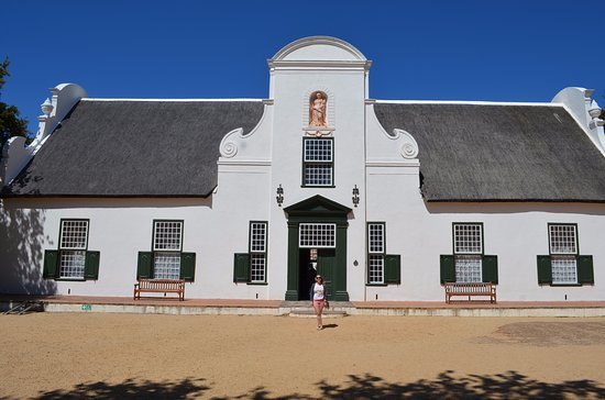 Constantia, South Africa: Main building