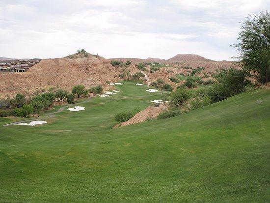 Wolf Creek Golf Club: Lots of great views.